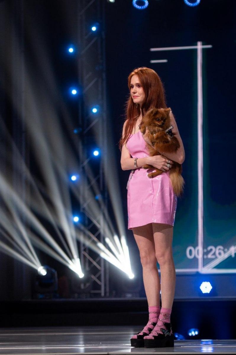 Супер топ-модель по-українськи учасниці: Іра Мойсак