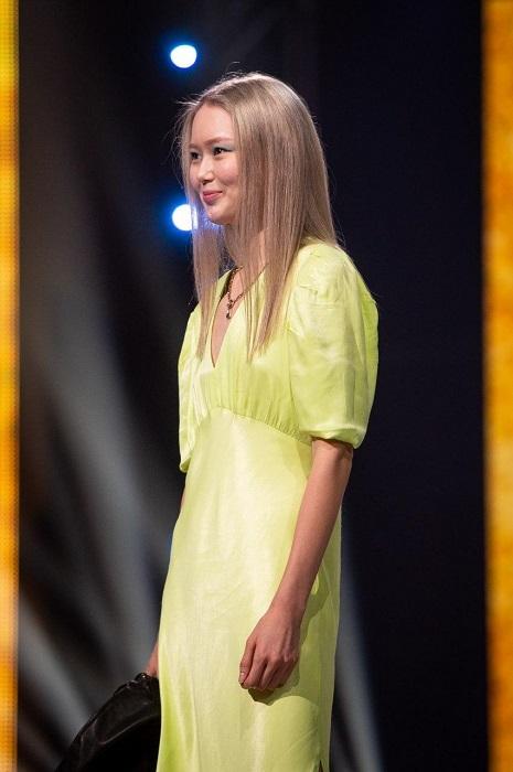 Супер топ-модель по-українськи учасниці: Аміна Дисимбаєва