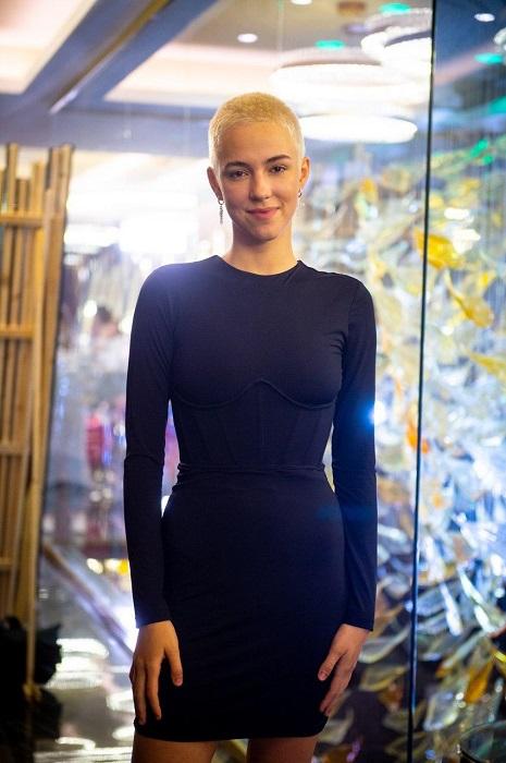 Супер топ-модель по-українськи учасниці: Марго Верховцева