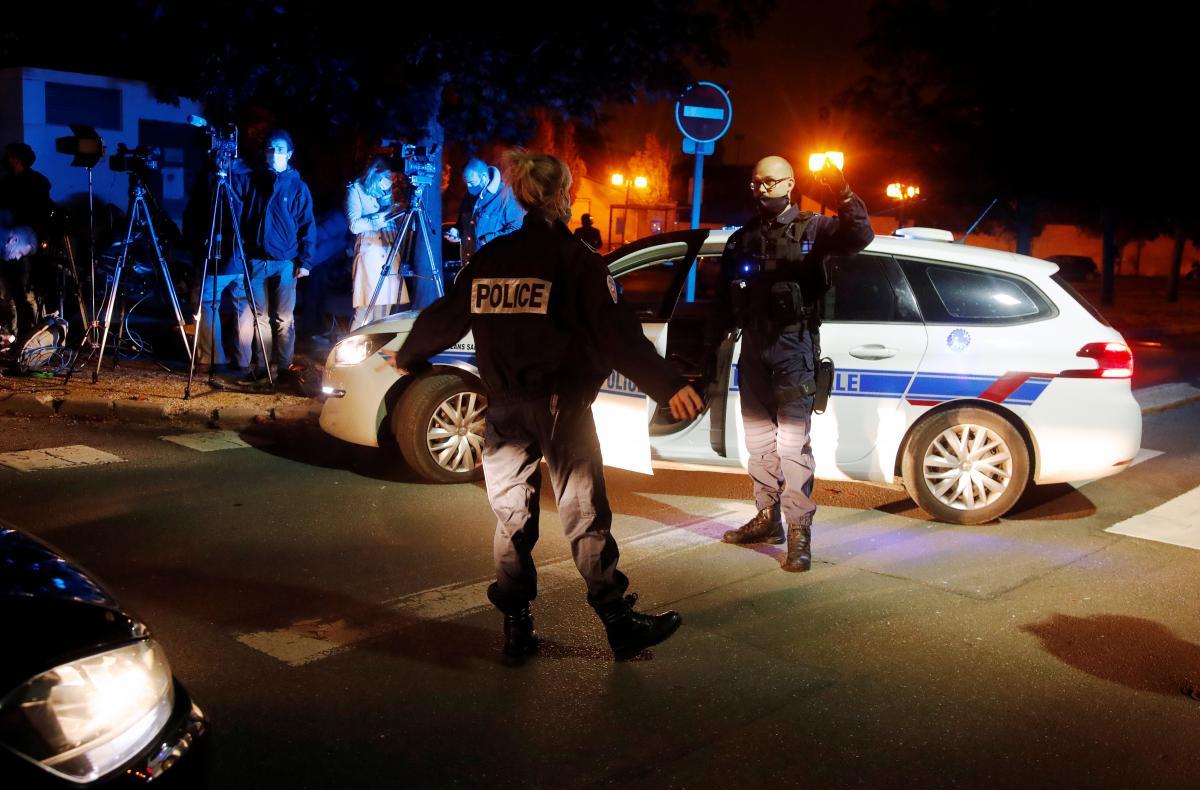 Франція поліція