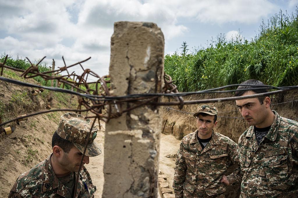 Війна за Нагірний Карабах - Азербайджан натрапив на війська Росії