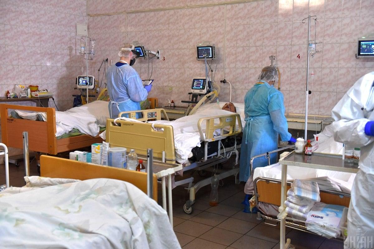 больница,коронавирус