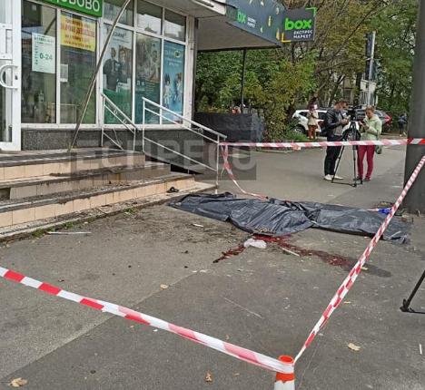 В столице в результате падения с высоты погибли мать и ребенок – Новости Киева сегодня
