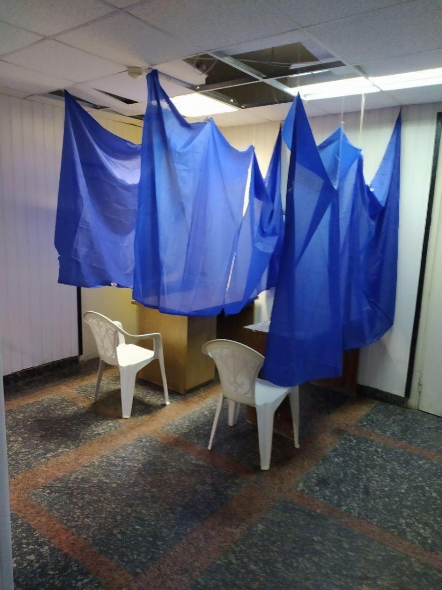 Креативные кабинки для голосования в Житомире