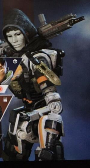 Утечка: изображения невыпущенных героев Apex Legends