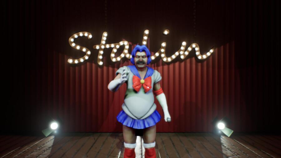 В Steam вышла игра Sex with Stalin