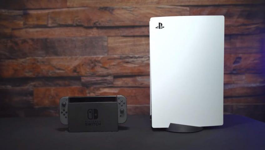 Switch vs PS5