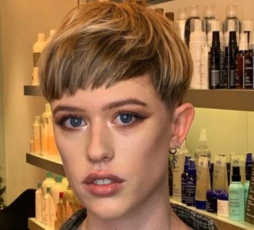 Зачіски на коротке волосся 2020