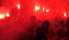 К дому Зеленского в Конча-Заспе стянули силовиков из-за акции протеста