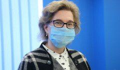 Голубовская назвала два главных симптома легкого течения COVID-19