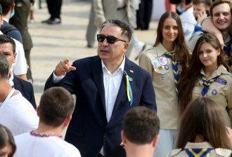 Саакашвили заступился за Семенченко после обвинений в создании ЧВК