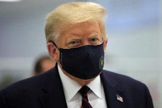 У Кремлі висловили побажання Трампу, який захворів на коронавірус – Трамп новини