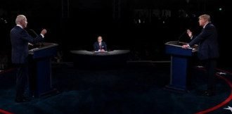 Дебаты, Трамп, Байден