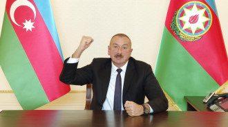Война за Карабах - Алиев озвучил условия прекращения войны