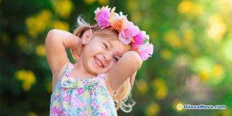 День дівчаток - привітання і красиві листівки з Днем дівчаток