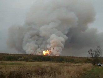 Відео вибухи в Шелемішево заполонили соцмережі