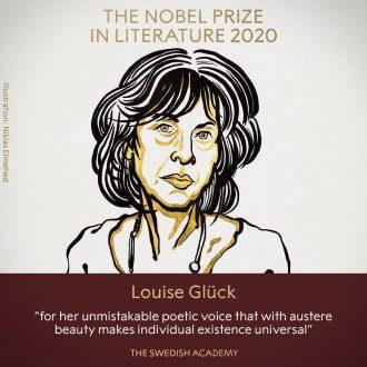 Нобелевская премия по литературе 2020 - кто такая Луиза Глюк, ее стихи