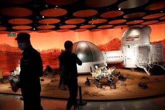 Артемьев сказал, что на Марс жизнь, скорее всего, занесли люди – Есть ли жизнь на Марсе