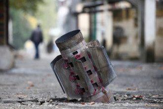 Новий вибух у Нагірному Карабасі - поранені миротворці та бійці Баку