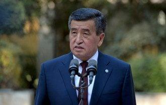 Жеенбеков відправив у відставку уряд – Киргизстан новини