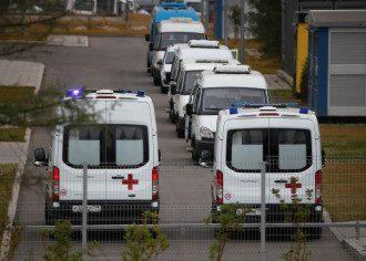 У РФ встановлено новий коронавірусний антирекорд – Коронавірус Росія статистика