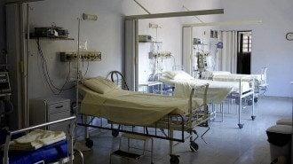 В больницах проблемы с нехваткой койко-мест/Pikist
