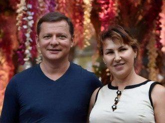 Супруга Ляшко идет на выборы