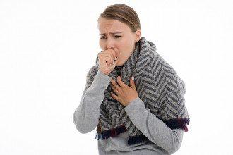 кашель, болезнь