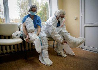 У РФ коронавірус за добу вбив рекордну кількість людей – Коронавірус Росія сьогодні