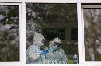У Росії коронавірус встановив новий добовий антирекорд – Коронавірус Росія новини