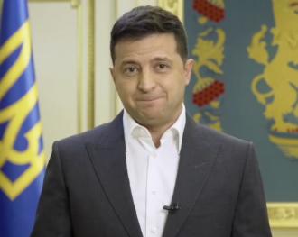 Зеленський сказав, яке питання винесуть на голосування під час опитування – Зеленський опитування 25 жовтня