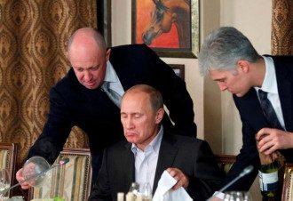 Путін, кухар