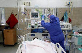 Врач сообщил, что украинская система здравоохранения не справляется с количеством больных коронавирусом – Коронавирус новости Украина