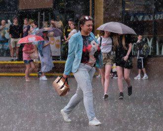 У Києві 17 жовтня спрогнозовано дуже сильний дощ – Погода Київ завтра