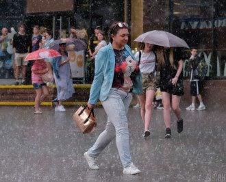 Дощі прогнозують в Україні незабаром