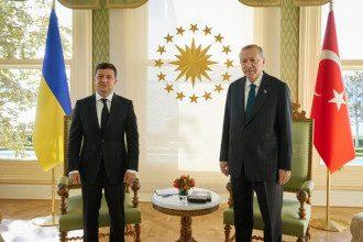 В ОП оценили переговоры Эрдогана с Путиным