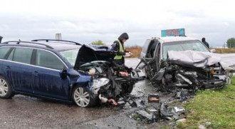 На трассе Киев-Чоп произошло смертельной ДТП / Национальная полиция