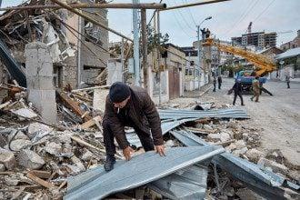 Війна за Карабах - столиця під загрозою, до чого закликає Арцах