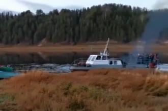 После крушения вертолета найдено тело Васильева, его опознала супруга – Разбился вертолет