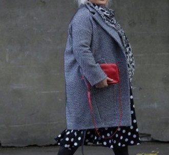 Мода для женщин plus size осень-зима 2020