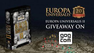 Europa Universalis II / GOG