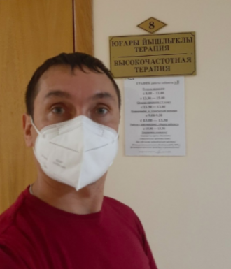 Салават Асхатов удивился диагнозу врачей / Фото vk.com/wall50087038_3955