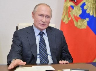 Путін їдко висловився про людей, які чекають поступового загасання Росії – Путін Валдай 2020