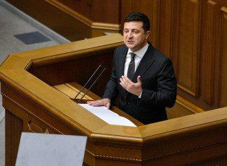 Екзит пол - Зеленський прокоментував результати виборів 2020