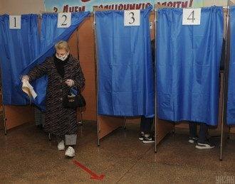 Местные выборы, 2020