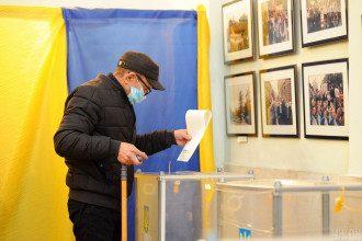 Експерт поділився, що головна причина рекордно низької явки на вибори – загроза COVID-19 – Місцеві вибори в Україні 2020
