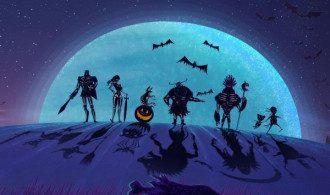 GOG / распродажа в честь Хэллоуина