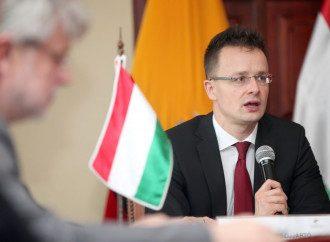 Сийярто резко отреагировал на запрет въезда в Украину чиновникам Венгрии / n-w.tv