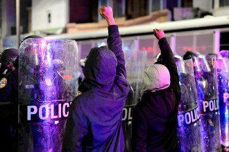 Протести в США