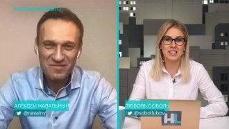 Навальный планирует вернуться в Россию / скриншот